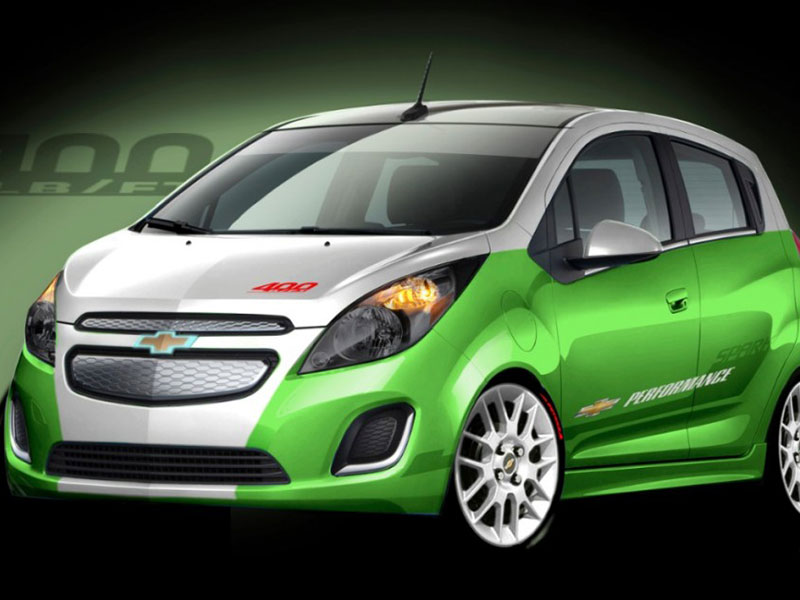 Chevrolet Spark My Electric Car