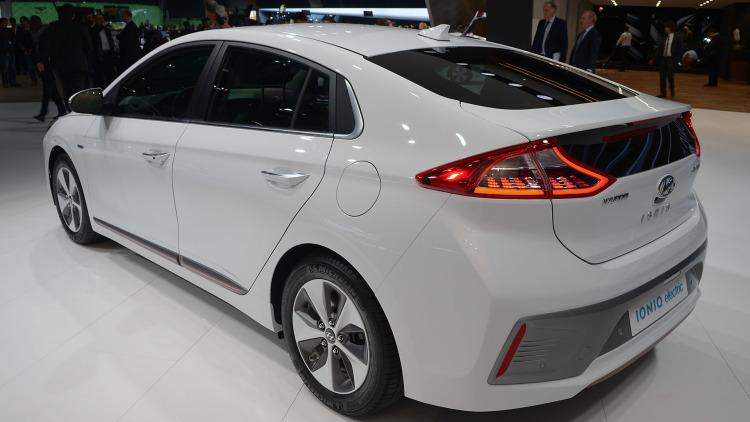 Hyundai Ioniq Electric - My Electric Car