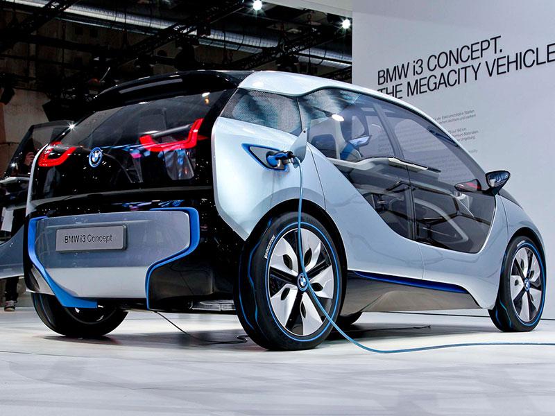 Bmw I3 Australia Carbon Fibre Body Eco Materials