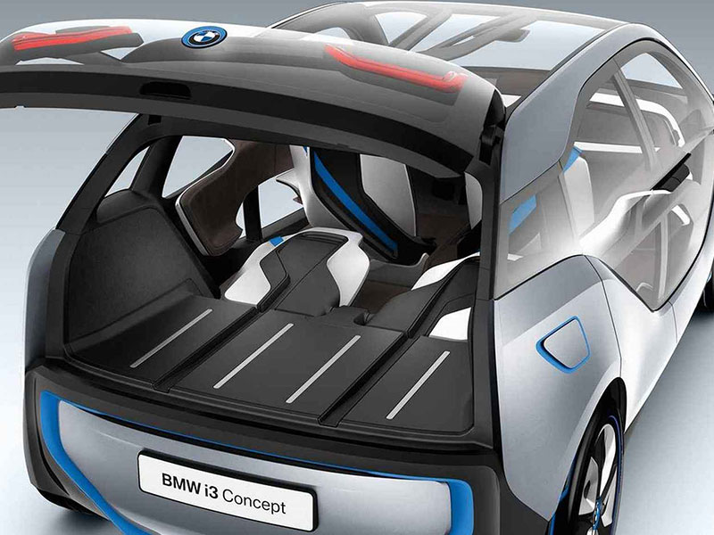 Bmw I3 Australia Carbon Fibre Body Eco Materials