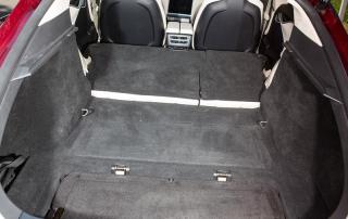 Tesla Model S Rear Luggage
