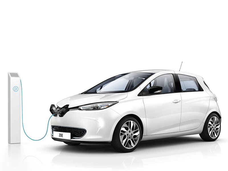 Renault Zoe My Electric Car
