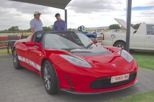 Tesla Roadster - My Electric Car