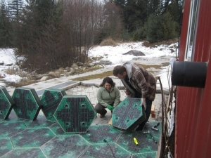 Solar Roadways Paving