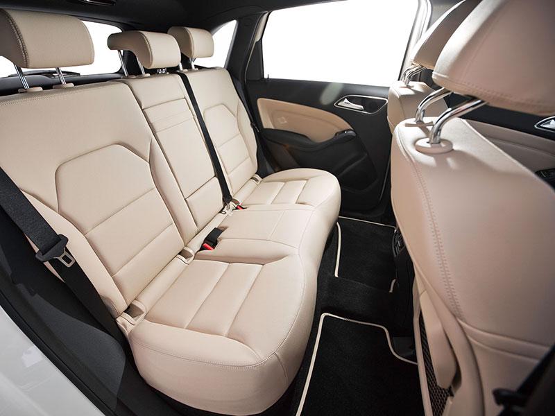 Mercedes B Class Electric Drive