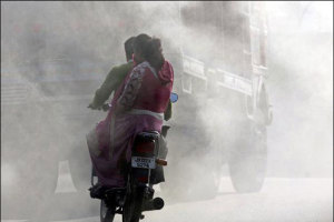 pollution-india