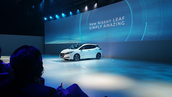 Nissan LEAF Australia